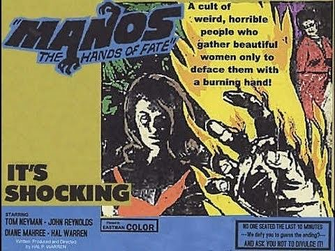 Manos: The Hands of Fate movie scenes Manos The Hands of Fate 1966 Horror movie