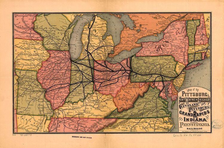 Mansfield, Coldwater and Lake Michigan Railroad