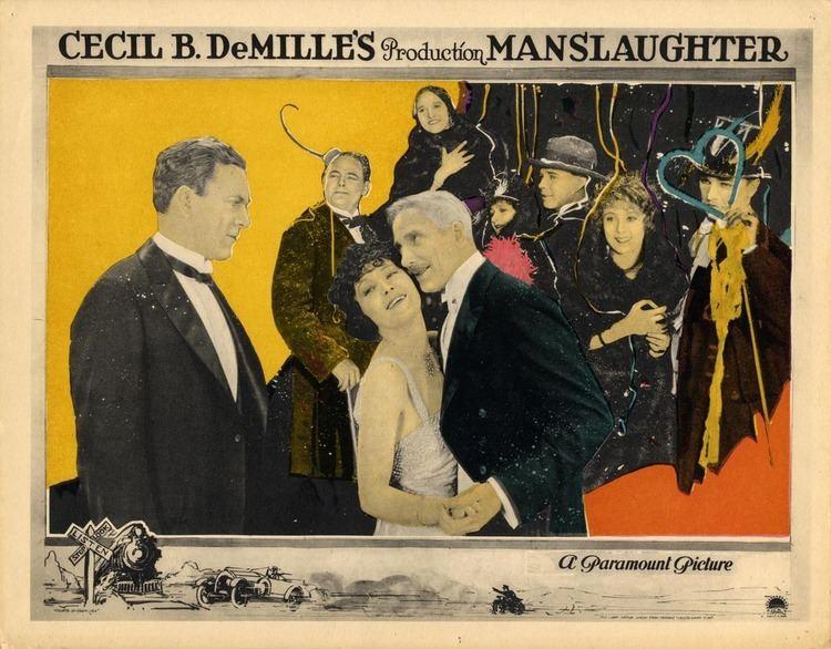 Manslaughter (1922 film) Manslaughter 1922