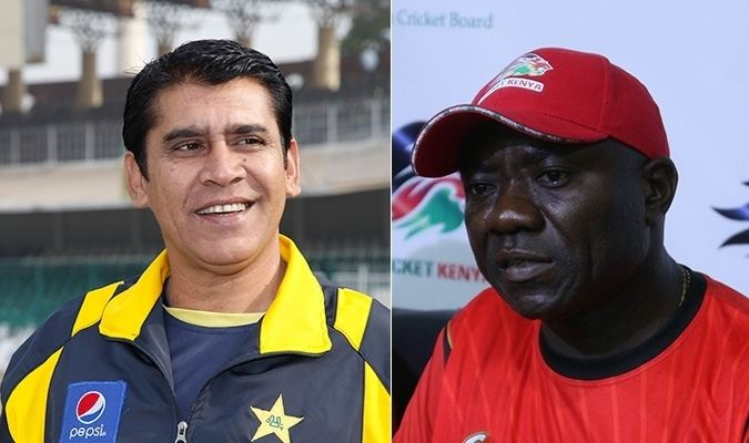 Mansoor Rana and Steve Tikolo media talk before 1st match at Gaddafi