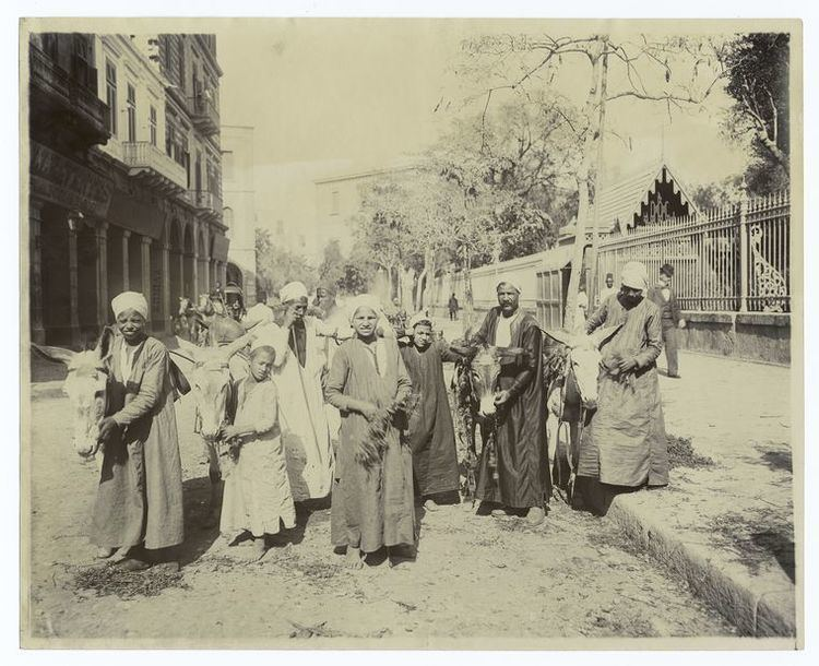 Mansoura, Egypt in the past, History of Mansoura, Egypt