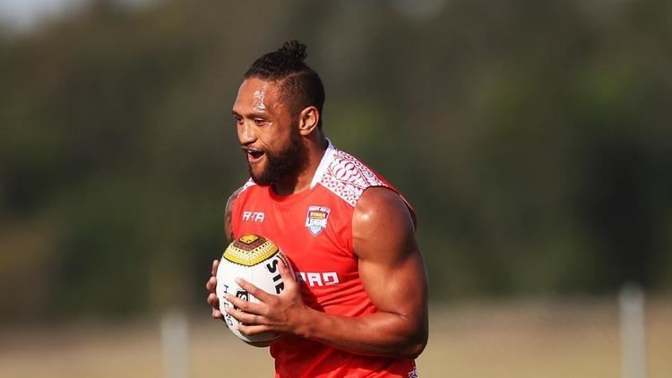 Manu Vatuvei Manu Vatuvei Tonga New Zealand World Cup Daily Telegraph