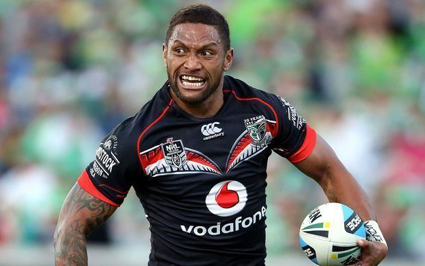 Manu Vatuvei Ten out of ten for Manu Vatuvei Radio New Zealand News