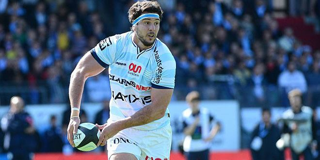 Manuel Carizza Carizza Pens New Deal with Racing 92 Americas Rugby News