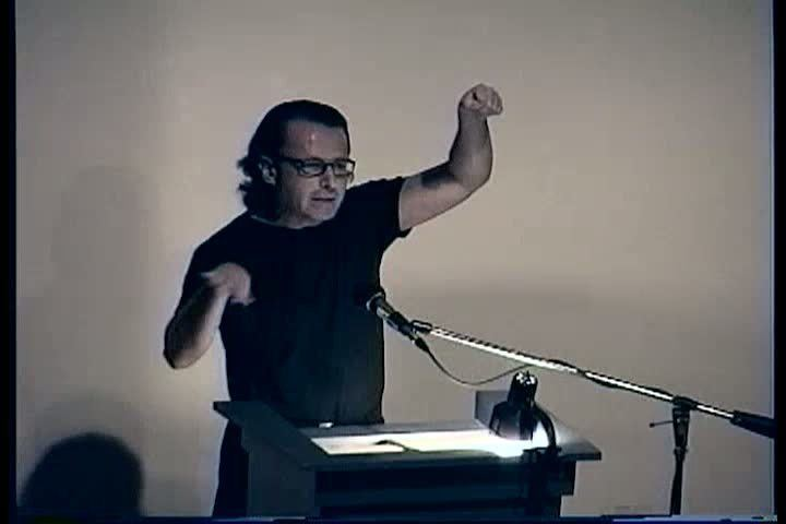 Manuel DeLanda SCIArc Media Archive Lecturers Archives for Manuel de Landa