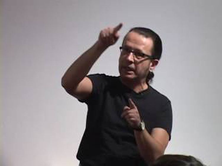 Manuel DeLanda MANUEL DELANDA Emergence LEBBEUS WOODS