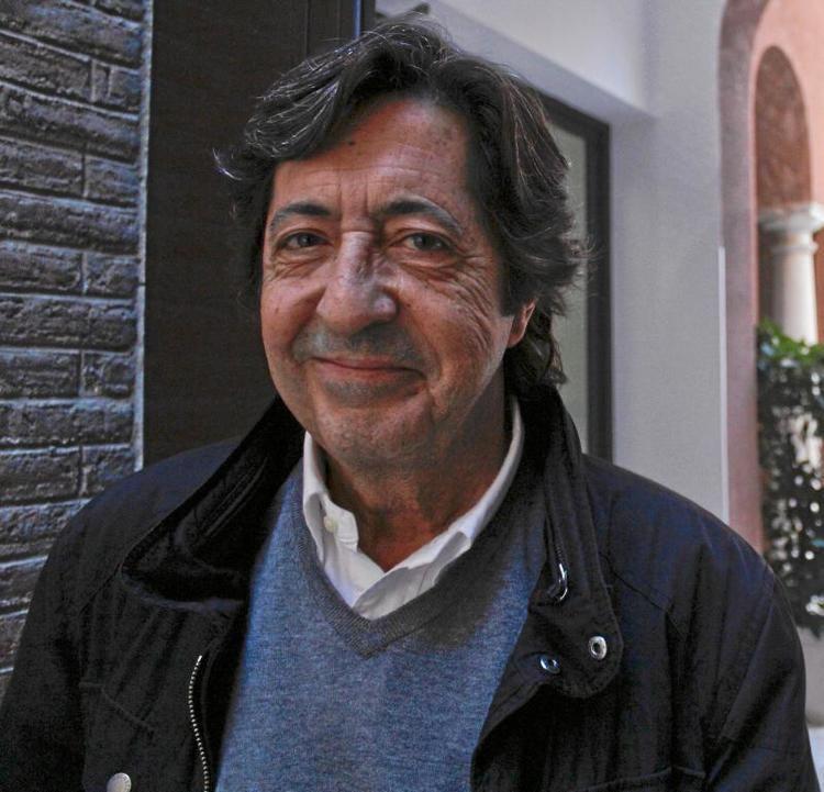 Manuel Gómez Pereira Manuel Gmez Pereira Si un personaje no tiene miedo te da un poco
