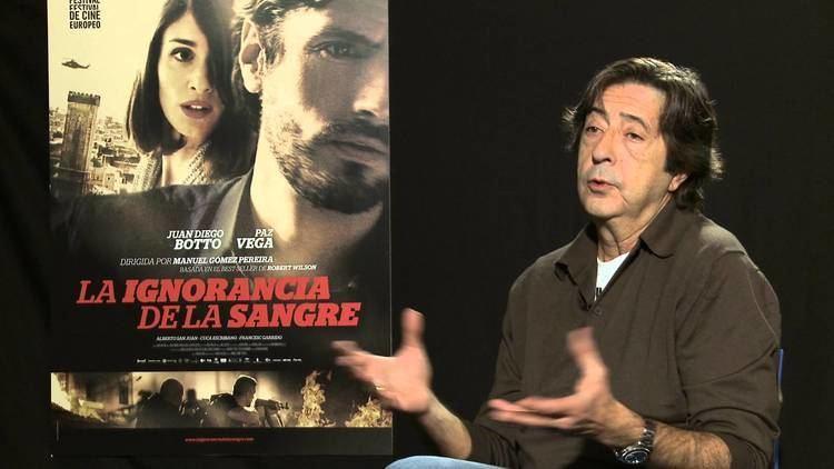 Manuel Gómez Pereira Entrevista a Manuel Gmez Pereira por quotLa ignorancia de la sangre