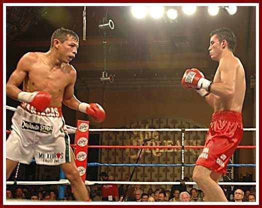 Manuel Medina (boxer) Ringside Boxing Report Manuel Medina Javier Alvarez