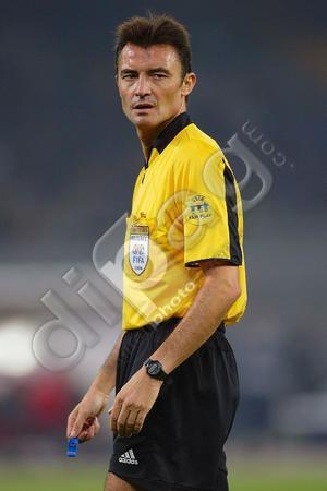 Manuel Mejuto González Referee Manuel Mejuto Gonzlez