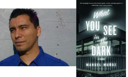 Manuel Muñoz (writer) Manuel Munoz discusses What You See in the Dark A Novel Rainy Day