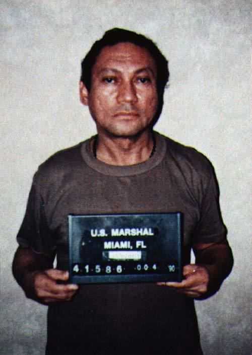 Manuel Noriega US To Deport Colombian Informant Who Helped Take Down