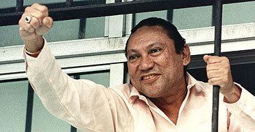 Manuel Noriega No return for Noriega the dictator whose nation is still