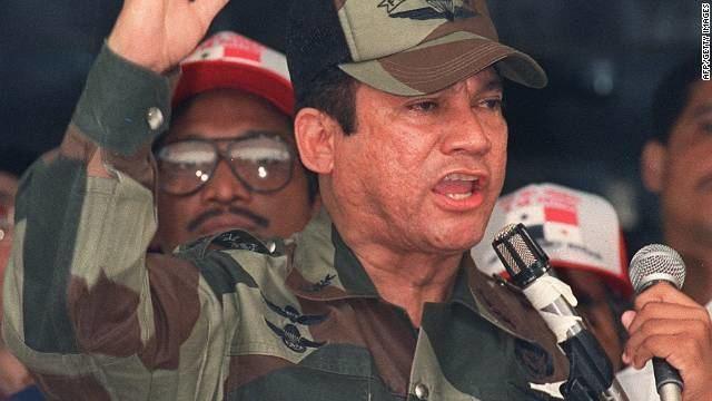 Manuel Noriega Manuel Noriega Fast Facts CNNcom