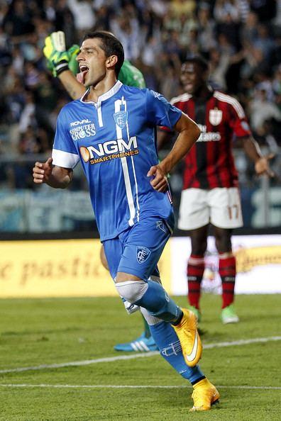 Manuel Pucciarelli Manuel Pucciarelli Pictures Empoli FC v AC Milan Zimbio