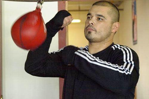Manuel Quezada Manuel Quezada Boxer Boxing news BOXNEWScomua