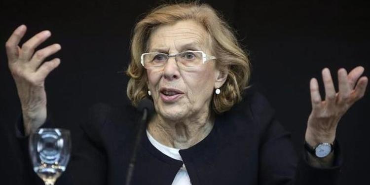 Manuela Carmena Opposition Parties Force Carmena To Reduce Business IBI