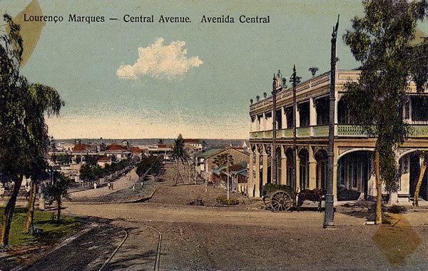 Maputo in the past, History of Maputo