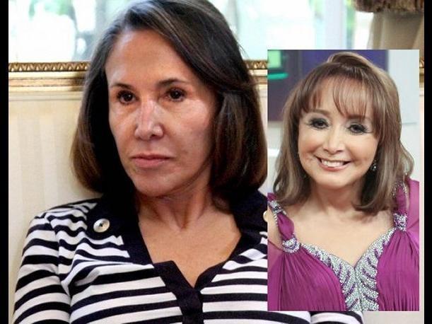 María Antonieta de las Nieves Florinda Meza admite que extraa a Mara Antonieta de las Nieves