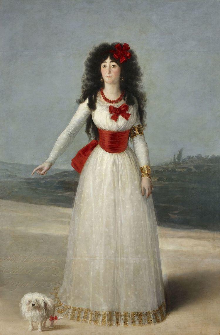 María Cayetana de Silva, 13th Duchess of Alba httpsuploadwikimediaorgwikipediacommonsthu