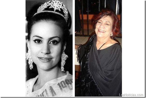 María de las Casas Falleci Mara de las Casas Miss Venezuela 1965 LeaNoticiascom