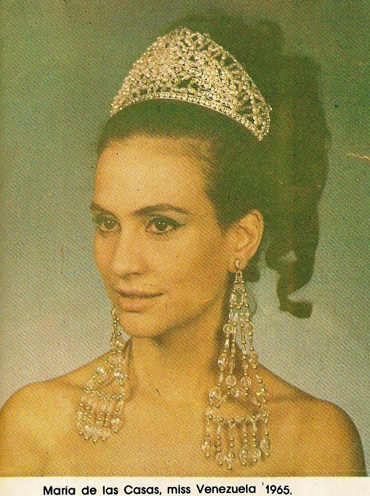 María de las Casas Bellezas Venezolanas Mara de Las Casas 19422013 La Miss Millonaria