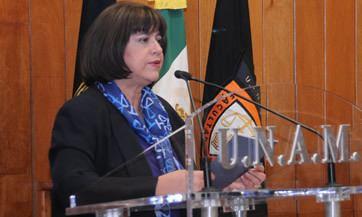 María Leoba Castañeda Rivas UNAM elige primera directora de Derecho Expansin