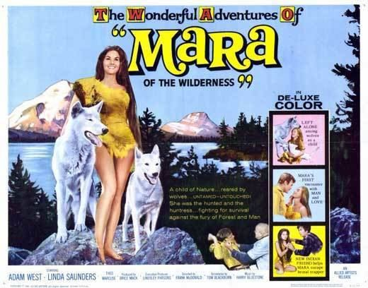 Mara of the Wilderness Mara of the Wilderness Movie Posters From Movie Poster Shop