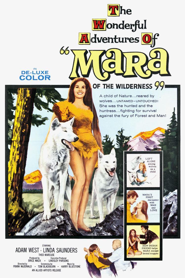 Mara of the Wilderness wwwgstaticcomtvthumbmovieposters39140p39140