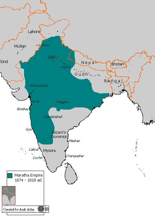 Maratha Empire MARXIST Maratha Empire