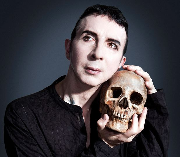 Marc Almond Marc Almond to be the subject of a forthcoming limited