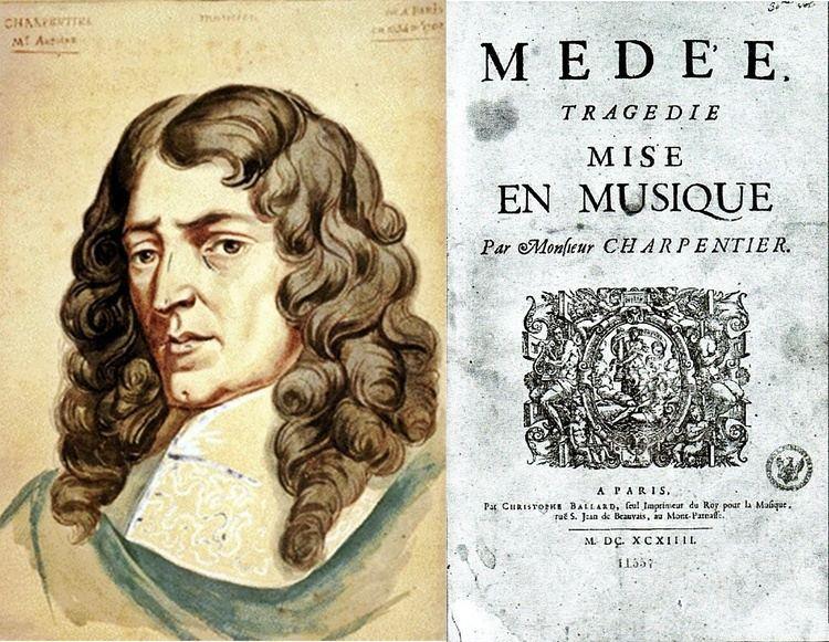 Marc-Antoine Charpentier MOTSAIQUES 2 P 204 Le 4 dcembre 1693 la Mde de