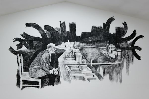 Marc Bauer On Drawing Memory Interview with Artist Marc Bauer Liverpool