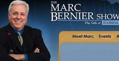 Marc Bernier WNDB mum on arrest of the exec producer of the Marc Bernier Show