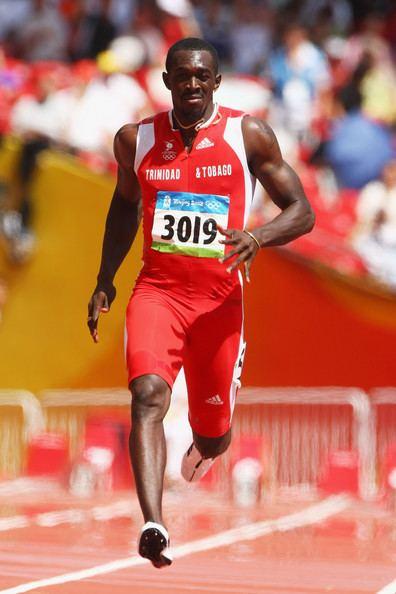Marc Burns Marc Burns Pictures Olympics Day 7 Athletics Zimbio