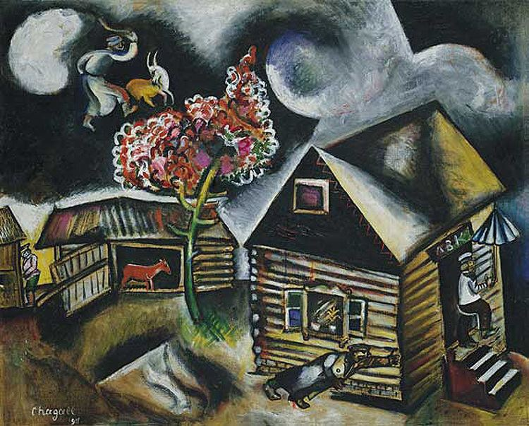 Marc Chagall Art History Videos Archive Episode 4 Marc Chagall Artist Profile