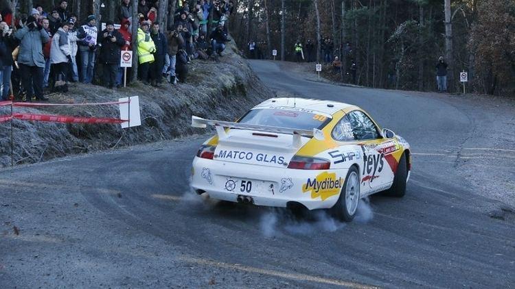 Marc Duez Marc Duez Rallye MonteCarlo WRC News wrccom