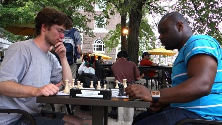 Marc Esserman Marc Esserman plays Chess in Harvard Square YouTube