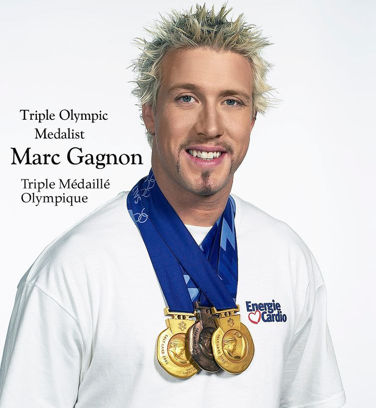 Marc Gagnon Marc Gagnon Triple Olympic Champion Corporate