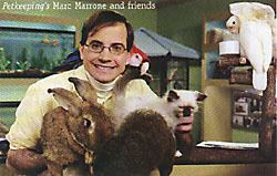 Marc Morrone Selecting a Pet Sitter