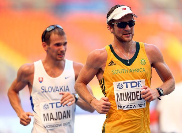 Marc Mundell Marc Mundell Photos IAAF World Athletics Championships