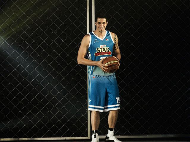 Marc Pingris PBA Marc Pingris of the Purefoods Star Hotshots Photos GMA News