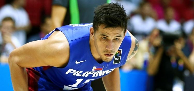 Marc Pingris 2014 FIBA Basketball World Cup Marc PINGRIS PHI39s