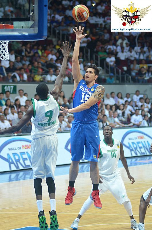 Marc Pingris The Passion of Pingris Gilas Pilipinas