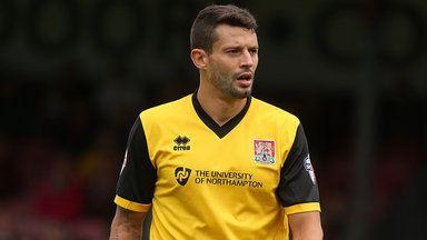 Marc Richards Marc Richards Northampton Town Player Profile Sky