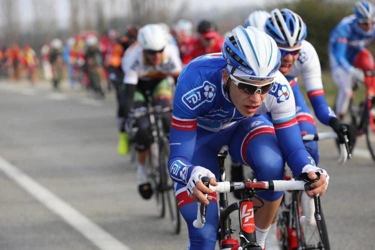 Marc Sarreau Marc Sarreau Sprinteur FDJ quipe cycliste FDJ