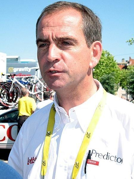 Marc Sergeant LottoRidley a Belgian team with foreign riders says