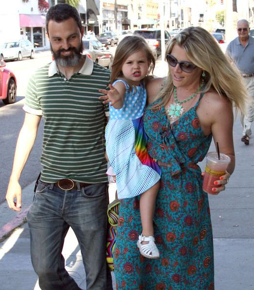 Marc Silverstein Marc Silverstein Photos Busy Philipps And Family Out In