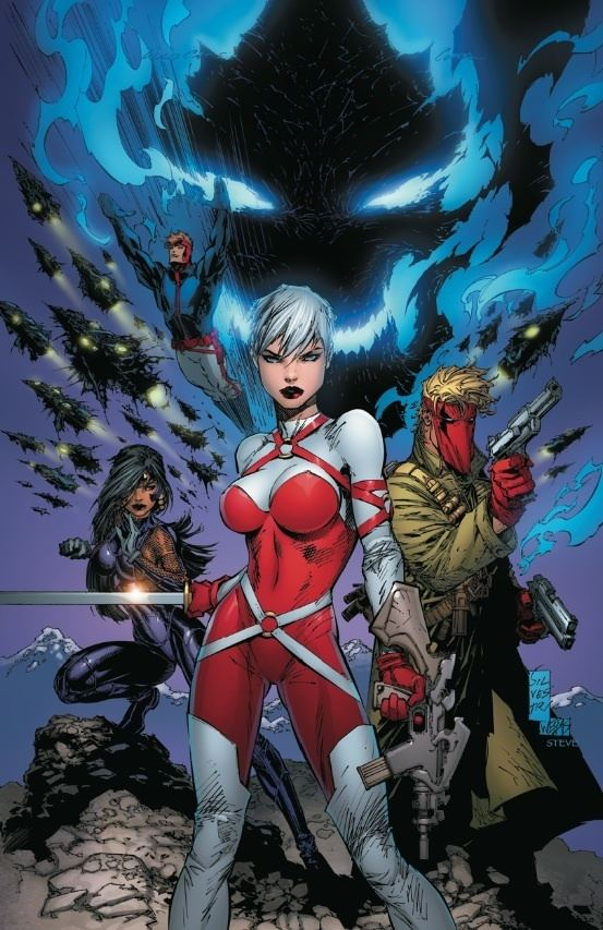 Marc Silvestri Marc Silvestri And Erik Larsen Help WildCATS Go Out With A