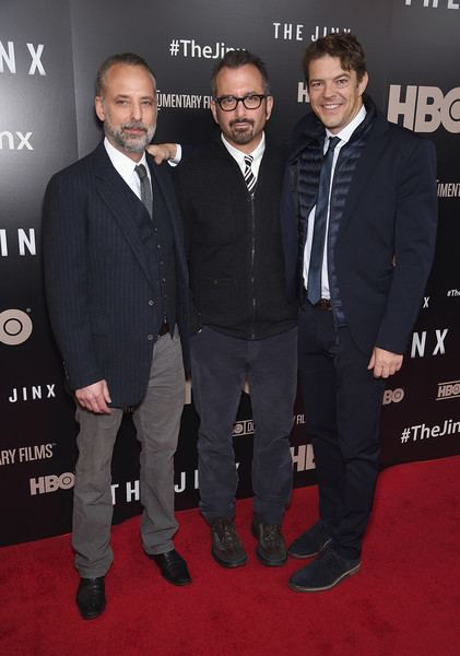 Marc Smerling Marc Smerling Photos Photos The Jinx Premieres in NYC Zimbio